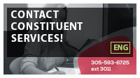 Contact Constituent Services!