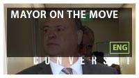 Mayor on the Move