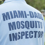 Mosquito Spraying in Doral