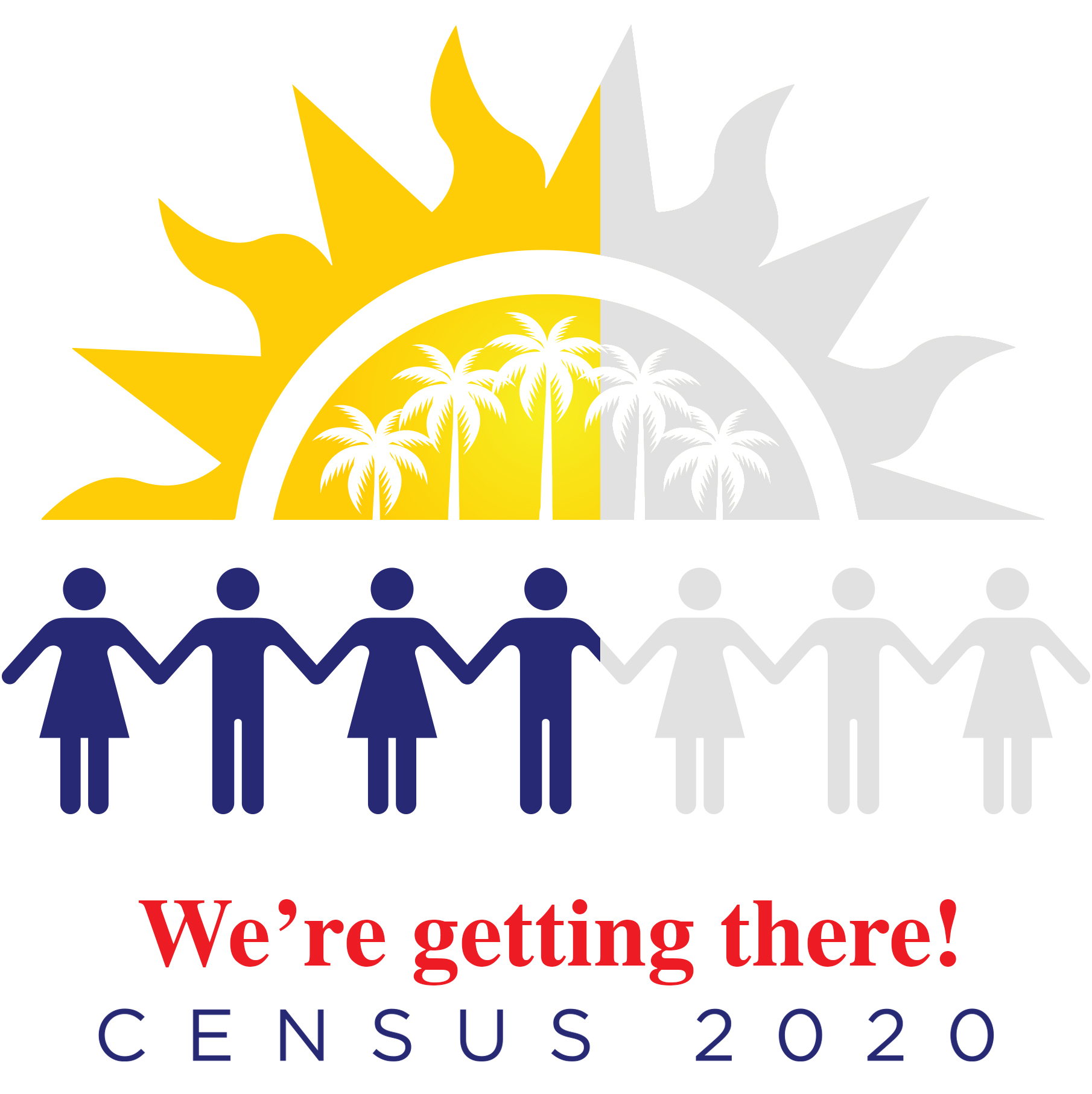 Census 2020 – We're halfway there!