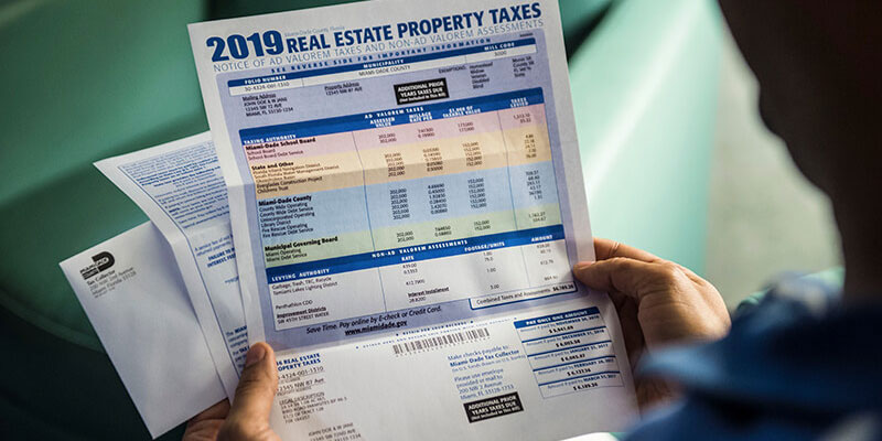 Pay Property Tax