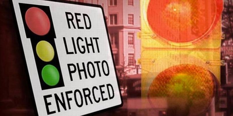 Pay Red Light Camera Ticket