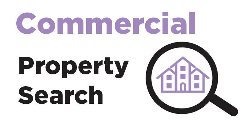 Commercial Property Search App