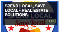 Spend Local, Save Local - Real Estate Solutions