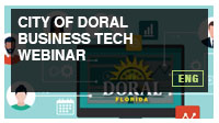 City of Doral Business Tech Webinar