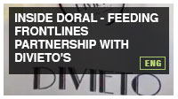 Inside Doral - Feeding Frontlines Partnership with Divieto's