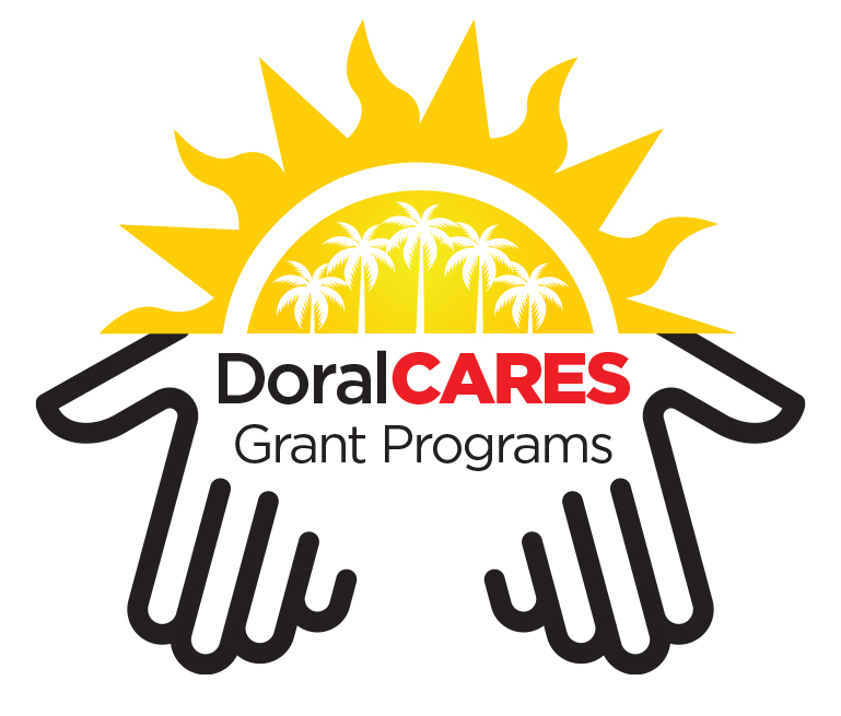Doral Cares Grant Programs Logo