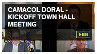 CAMACOL Doral - Kickoff Town Hall Meeting
