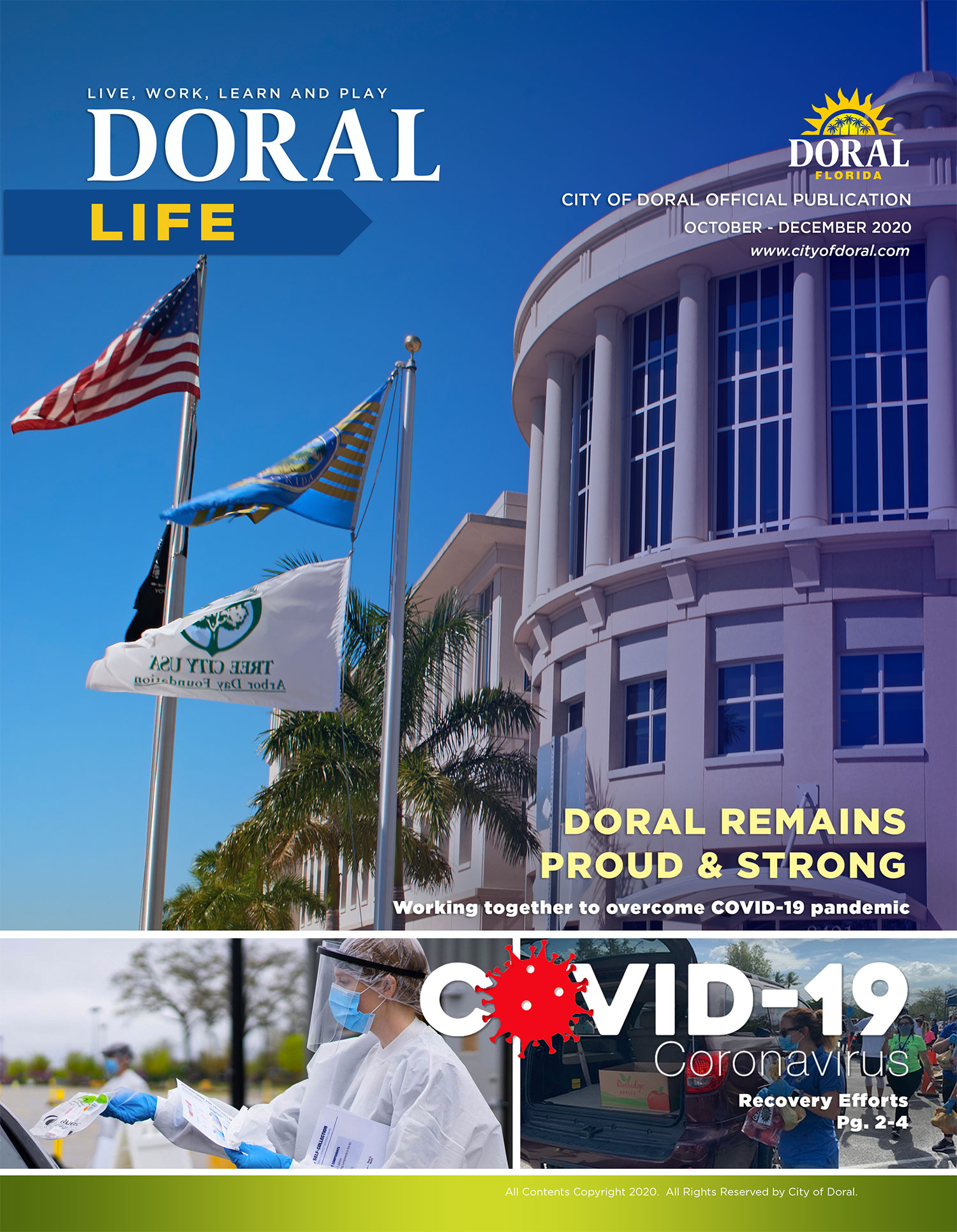 Doral Life Cover
