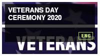 Veterans Day Ceremony 2020