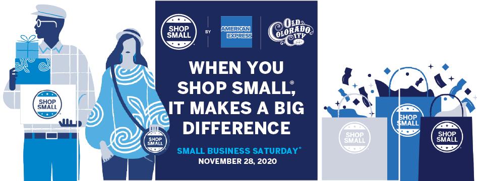 2020 Shop Small Saturday