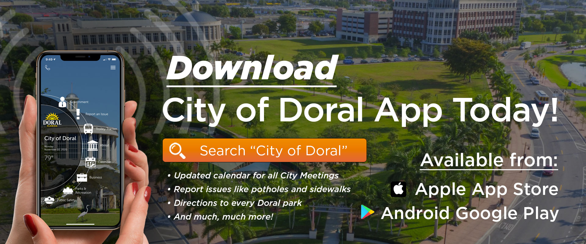 City of Doral App