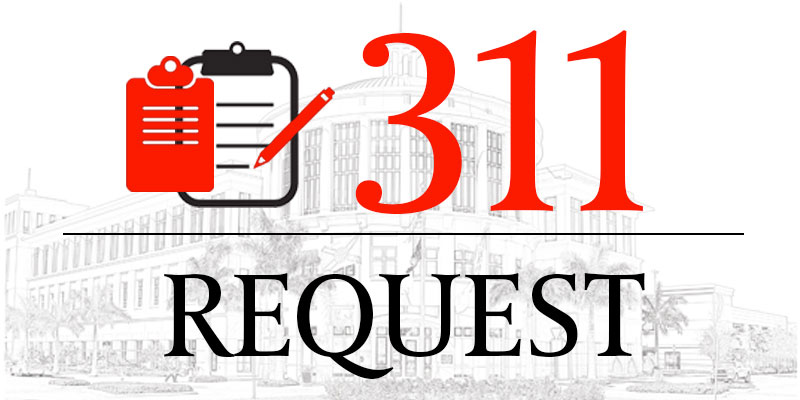 311 Request