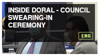 Inside Doral - Council Swearing-In Ceremony