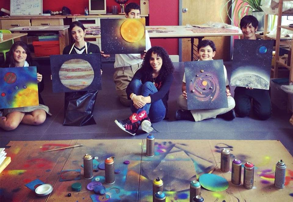 Atelier Workshops by Colormotion Art Studio