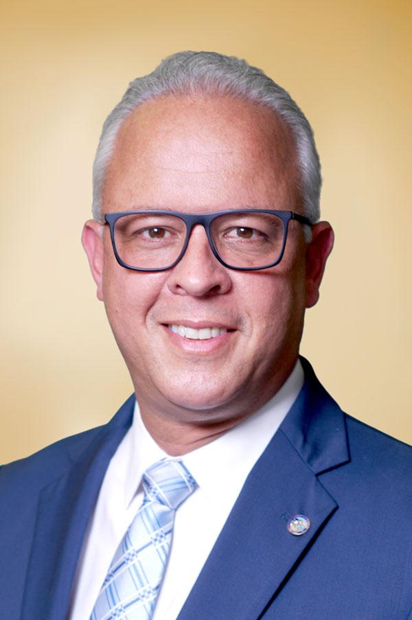 Councilman Oscar Puig-Corve