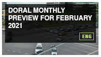 Doral Monthly Preview for February 2021