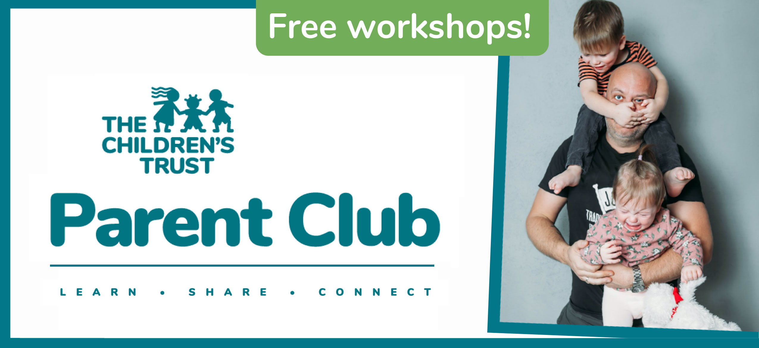 The Children's Trust – Parent Club