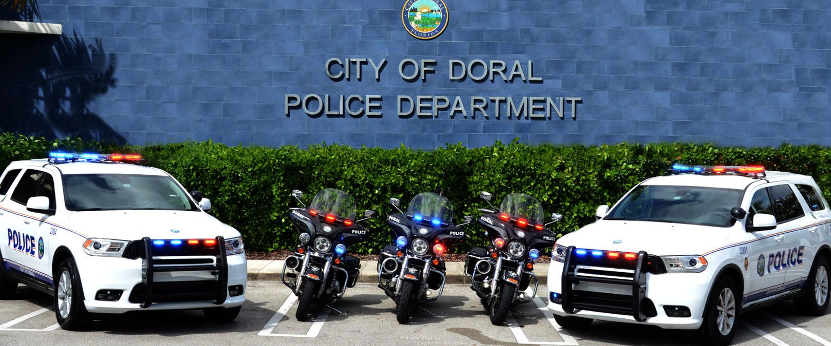 Doral Police Department