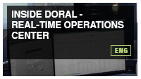 Inside Doral - Real-time Operations Center