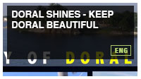 Doral Shines - Keep Doral Beautiful