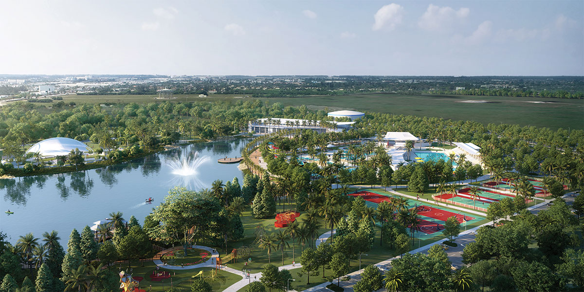 Doral Central Park will Close