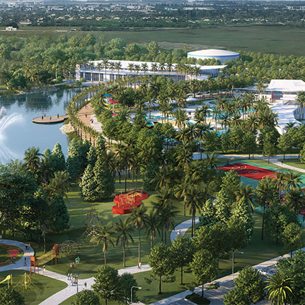 Doral Central Park will Close March 1st for Construction