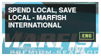 Spend Local, Save Local - Marfish International