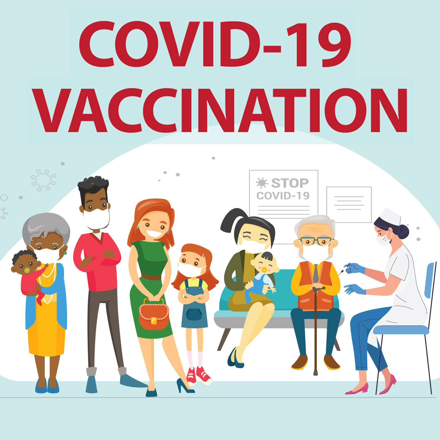 Federal Government Satellite Sites COVID-19 VACCINATION