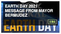 Earth Day 2021 Message from Mayor Bermudez