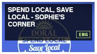 Spend Local, Save Local - Sophie's Corner