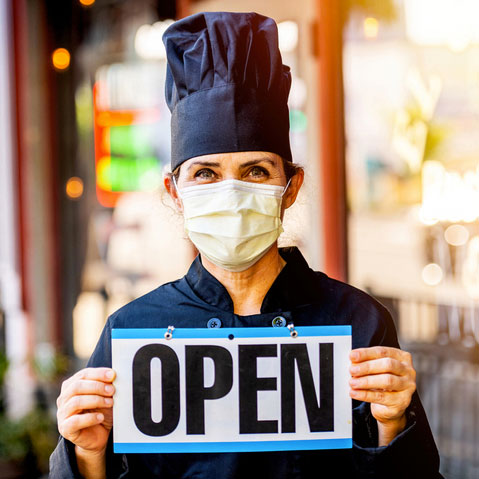 SBA announces opening date for Restaurant Revitalization Fund