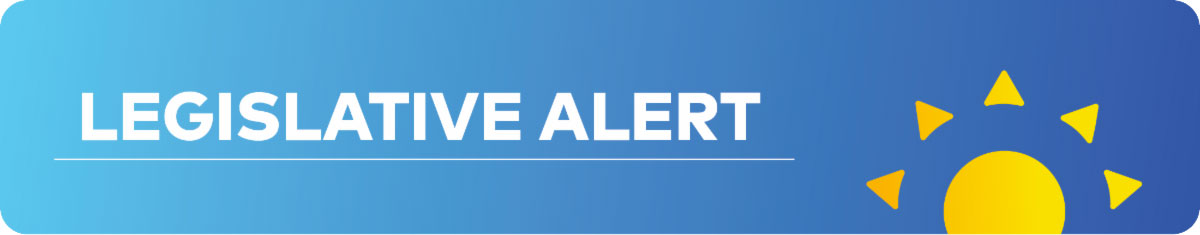 LEGISLATIVE ALERT - Home-based Businesses Preemption