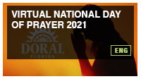 Virtual National Day of Prayer 2021