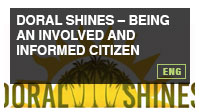 Doral Shines – Being an Involved and Informed Citizen