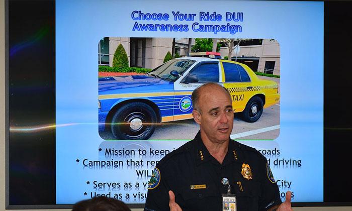 Citizen Ride-Along Program