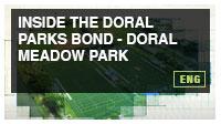 Inside the Doral Parks Bond - Doral Meadow Park