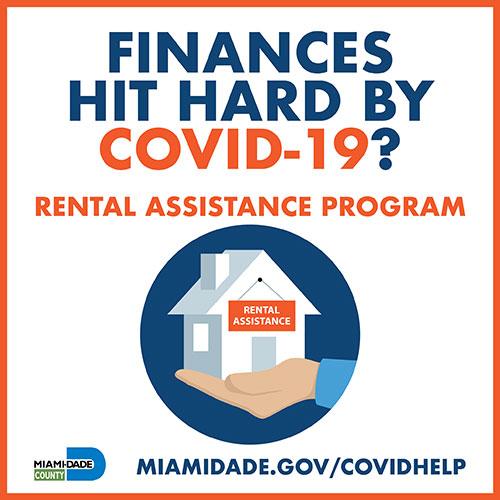 Miami-Dade County's Rental Assistance Program – DEADLINE: June 25th