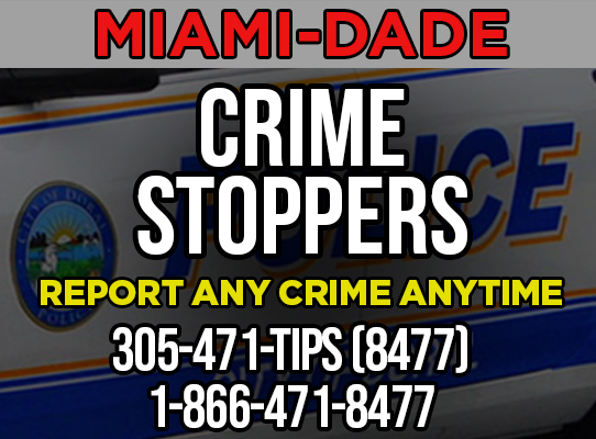 Maimi-Dade Crime Stoppers