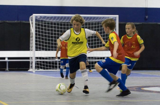 Joga Bonito Futsal Academy
