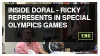 Inside Doral - Ricky Represents in Special Olympics Games