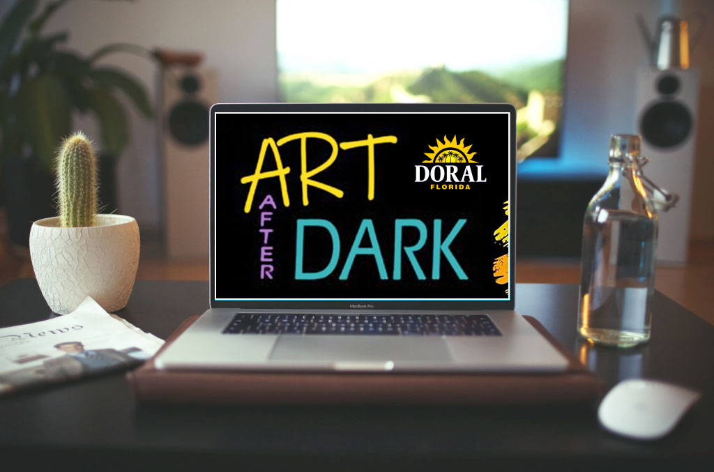 ART AFTER DARK VIRTUAL WORKSHOP
