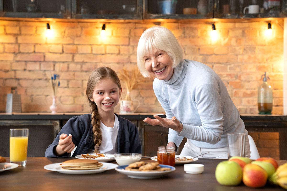 Silver Club Grandparent's Day Breakfast