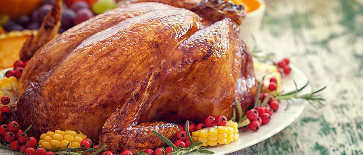 Silver Club Turkey Dinner
