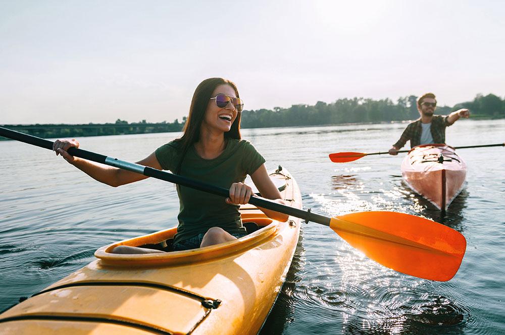 EcoAdventures Kayaking, Fishing & Archery