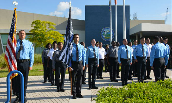 Police Service Aide Academy
