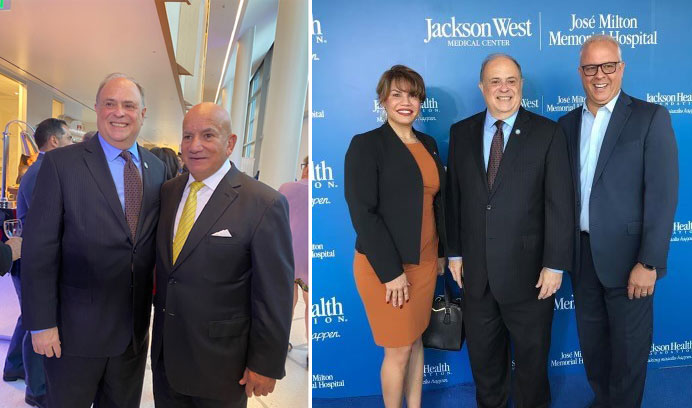 Jackson Health West Opens in Doral
