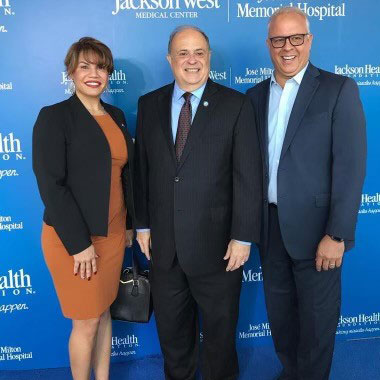 Jackson Health West Opens in Doral!