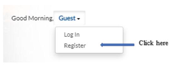 Register Sign In