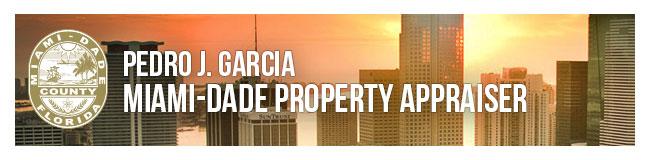 Miami-Dade Property Search